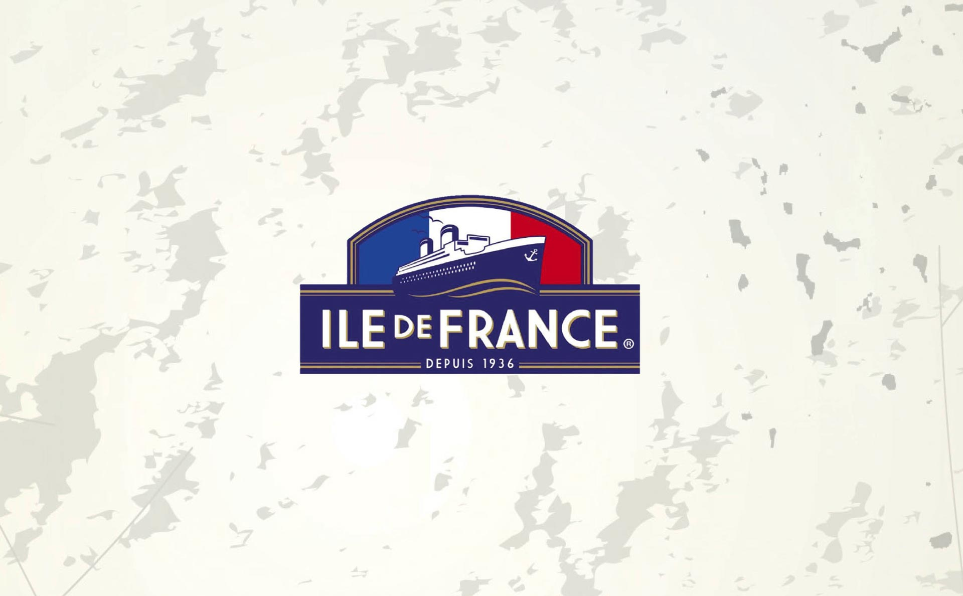 the logo ILE DE FRANCE®