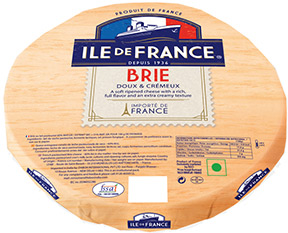 Brie packaging