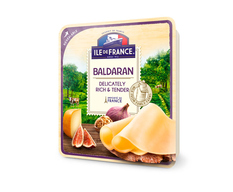 ILE DE FRANCE® Baldaran packaging image