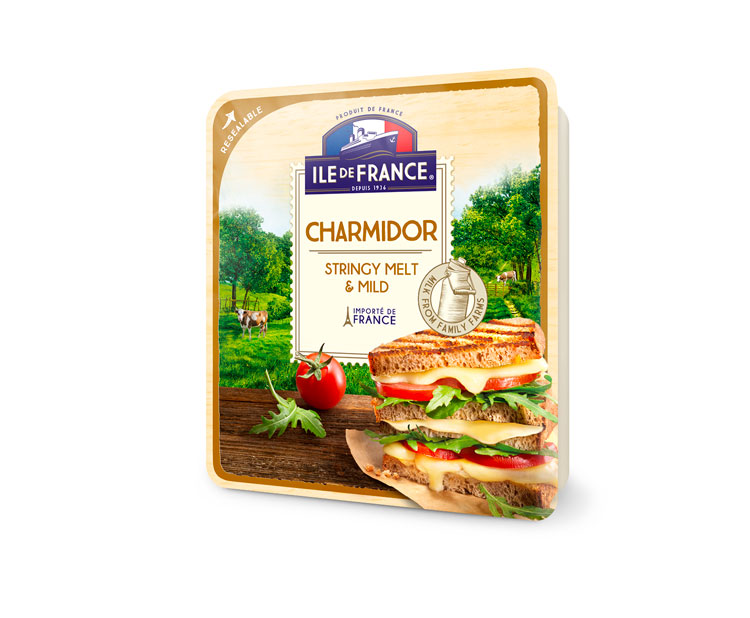 ILE DE FRANCE® Charmidor packaging image