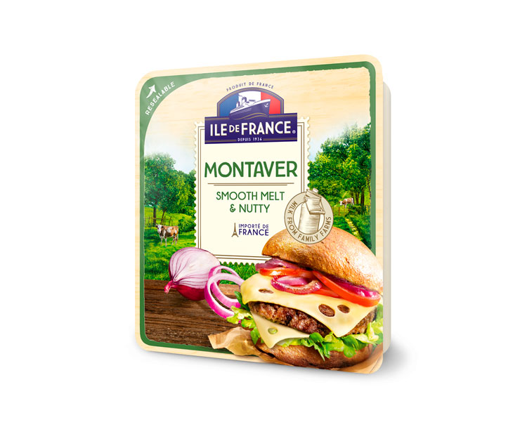 ILE DE FRANCE® Montaver packaging image
