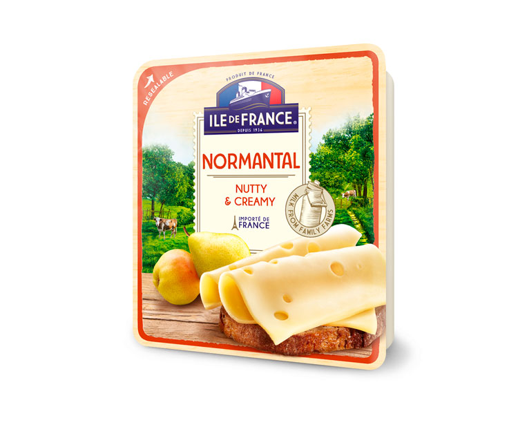 ILE DE FRANCE® Normantal packaging image