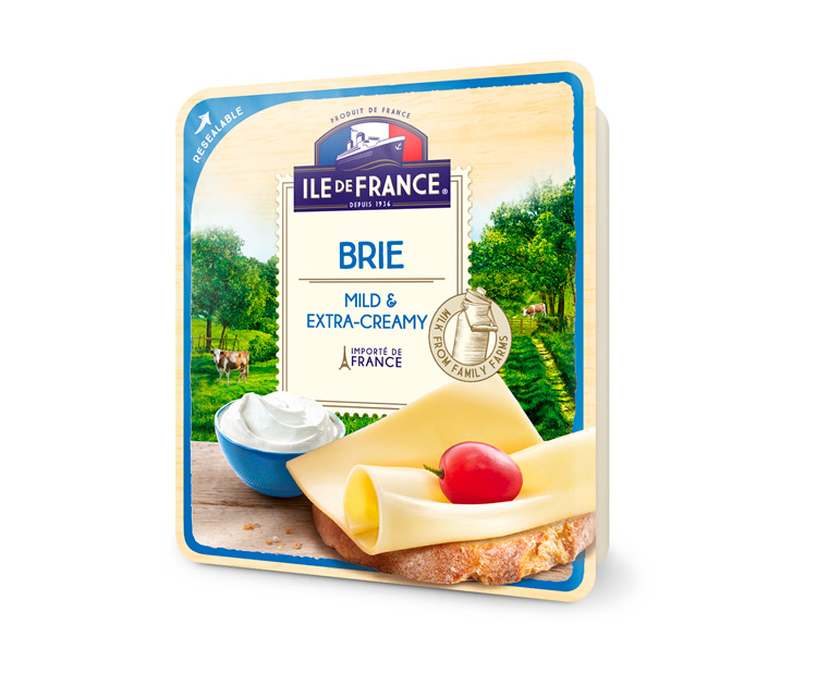 ILE DE FRANCE® Brie 150g