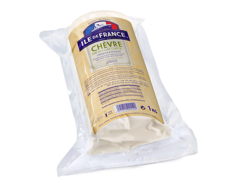 Chèvre packaging