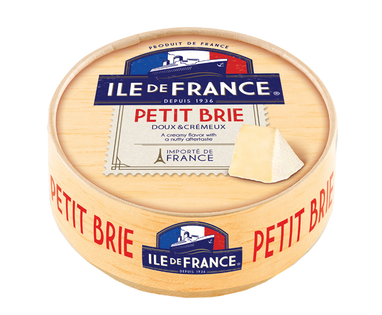 Petit Brie packaging