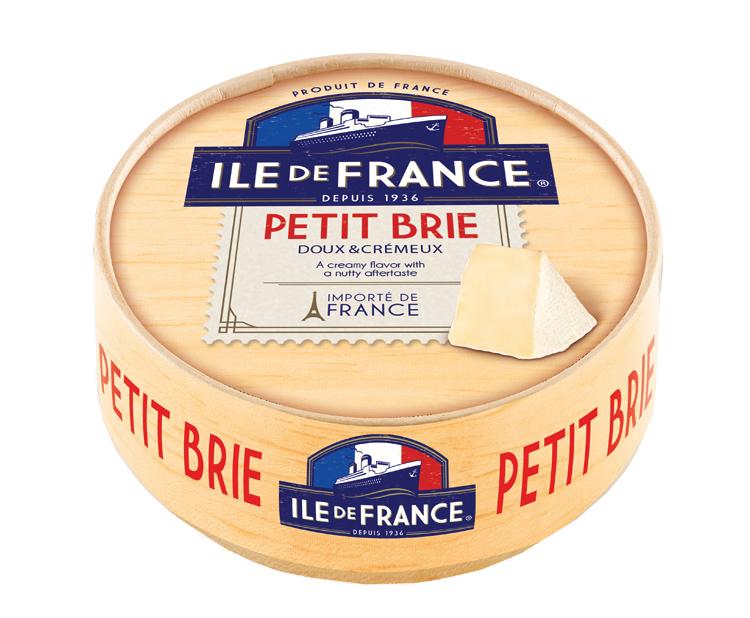 Petit Brie packaging