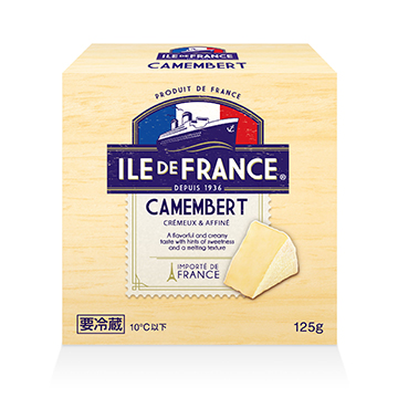 Petit camembert packaging