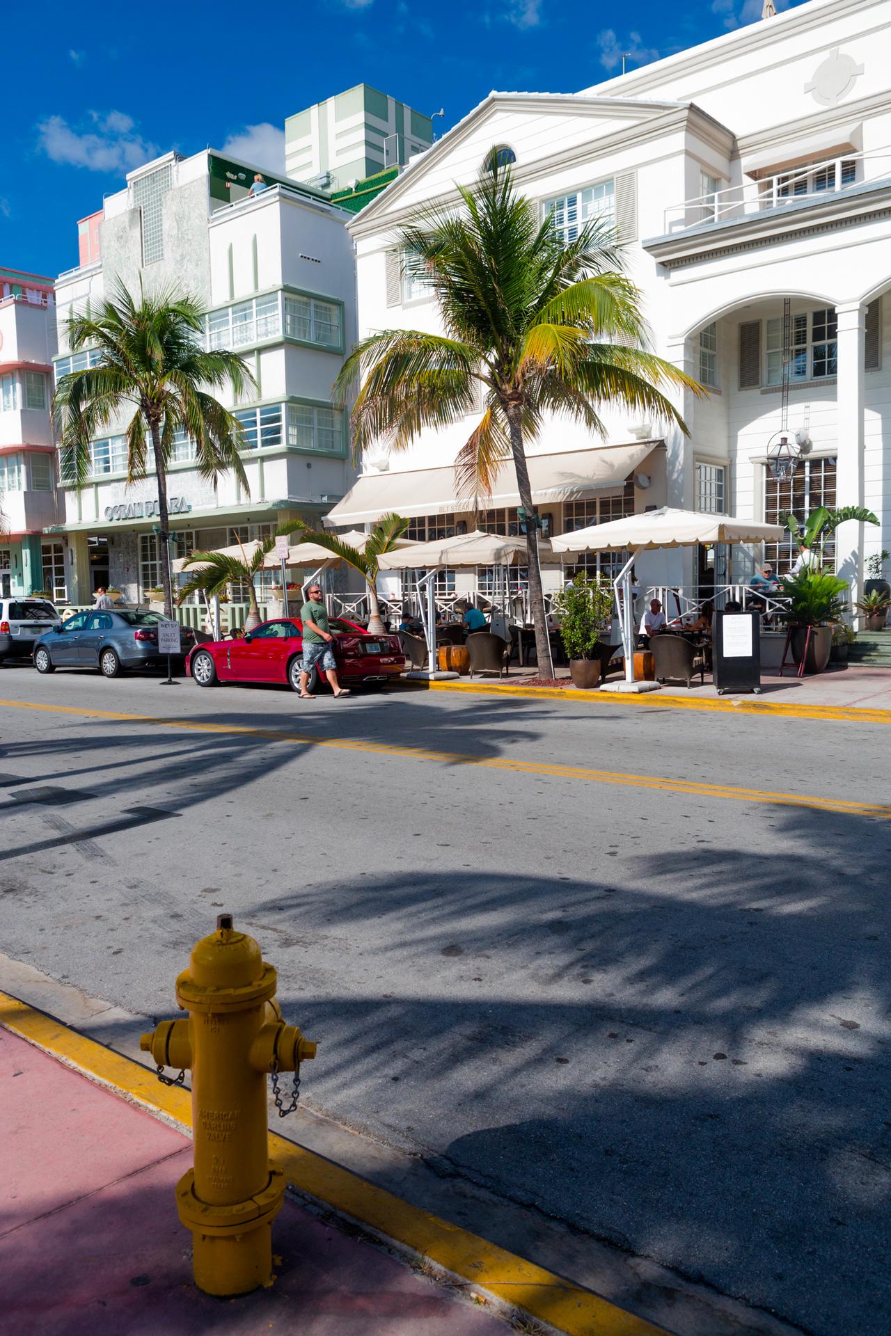 Florida (USA) streets