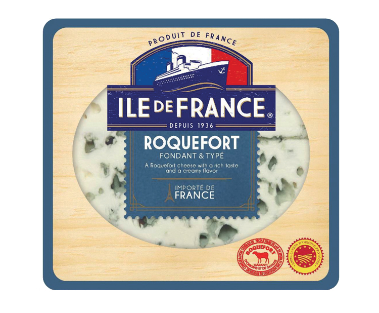 Roquefort packaging