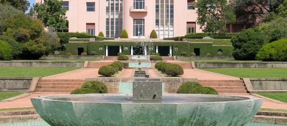 The Casa de Serralves