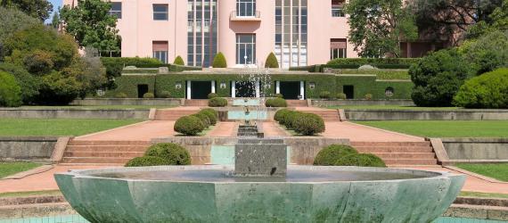 The Casa de Serralves