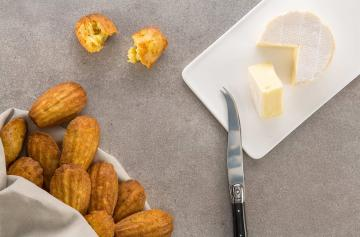 Camembert madeleines